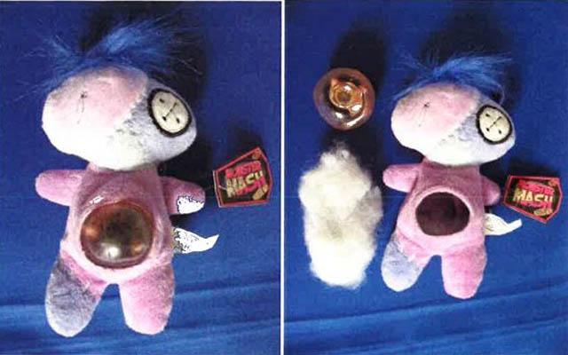 英国对毛绒玩具发出消费者警告