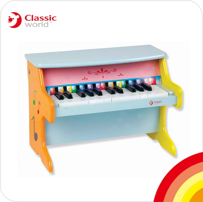 宁波恒兴CLASSIC木制玩具/25键钢琴