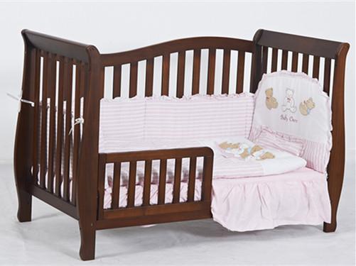 经典纯实木环保童床——宁波小木人婴童用品有限公司