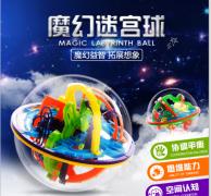 宁波米乐玩具礼品有限公司-魔幻迷宫球